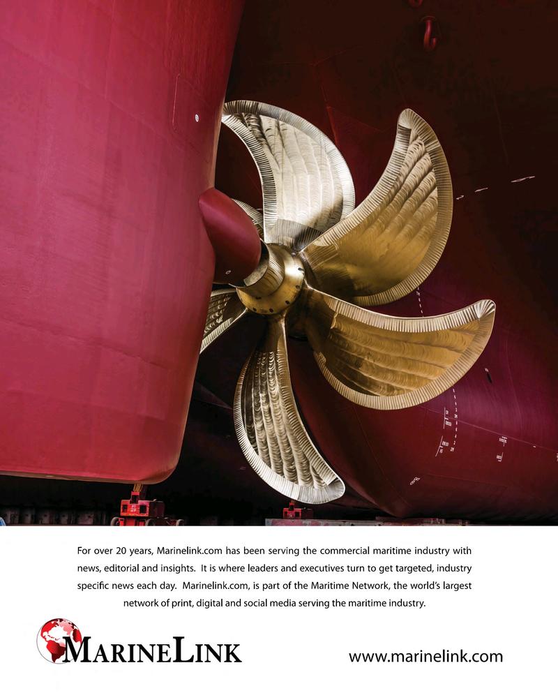 Maritime Reporter Magazine, page 55,  Feb 2019