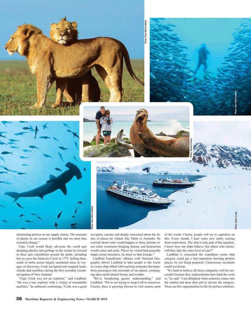 Maritime Reporter Magazine, page 36,  Mar 2019