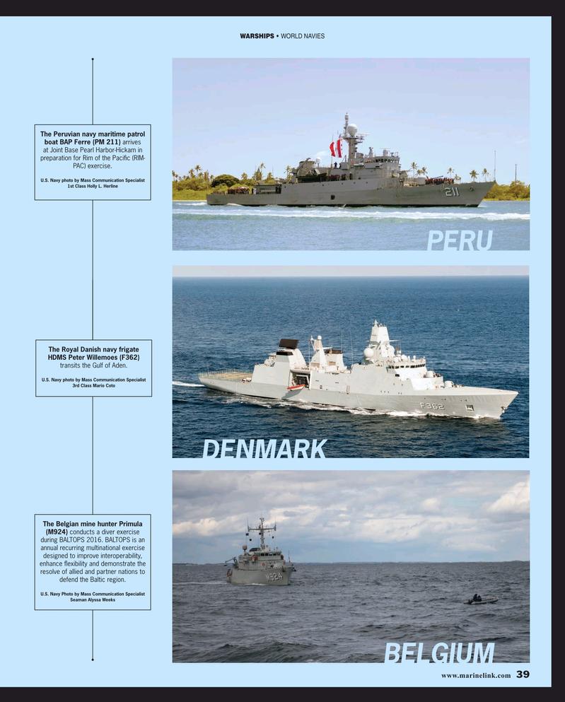 Maritime Reporter Magazine, page 39,  Apr 2019