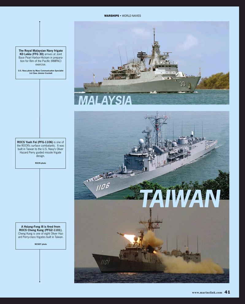 Maritime Reporter Magazine, page 41,  Apr 2019