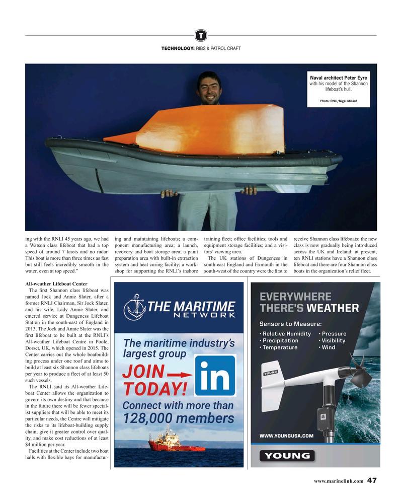 Maritime Reporter Magazine, page 47,  Apr 2019