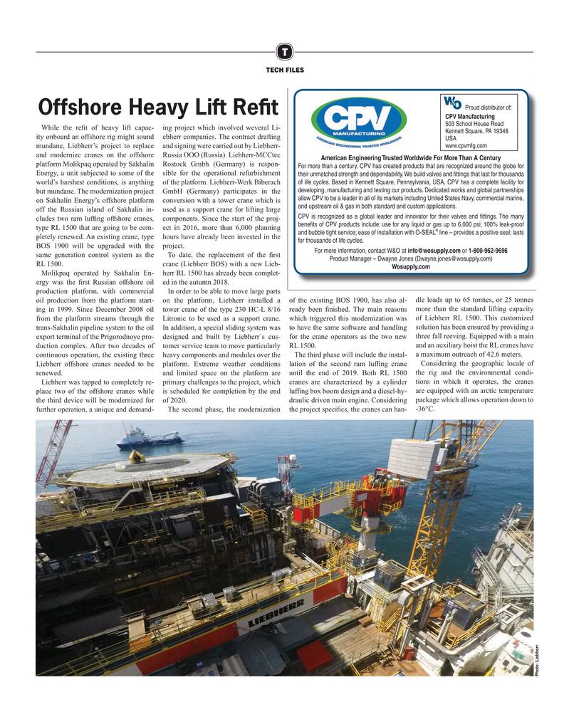 Maritime Reporter Magazine, page 57,  Apr 2019