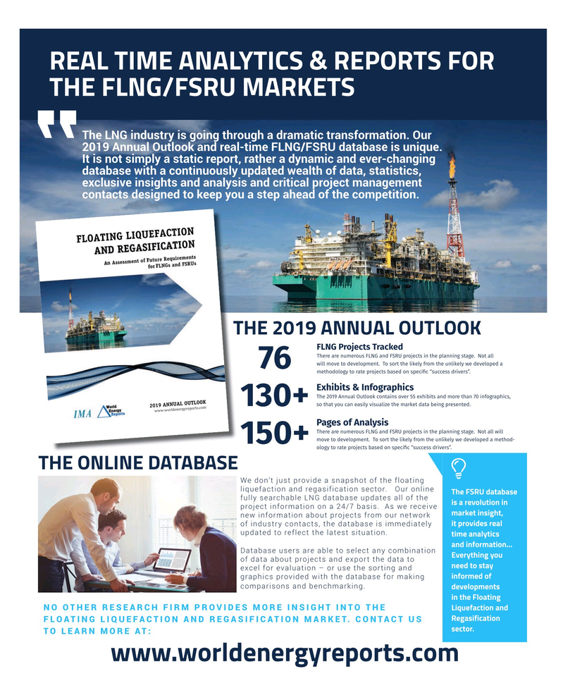 Maritime Reporter Magazine, page 87,  May 2019