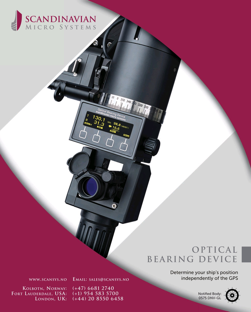 Maritime Reporter Magazine, page 3rd Cover,  May 2019