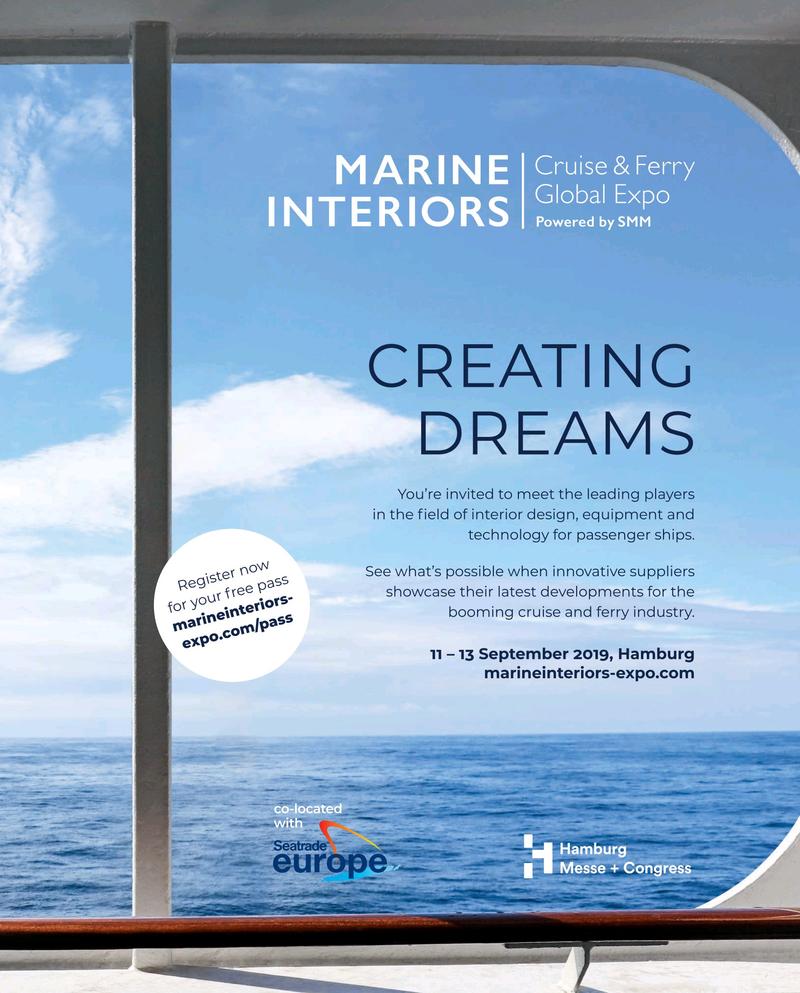 Maritime Reporter Magazine, page 56,  Jun 2019