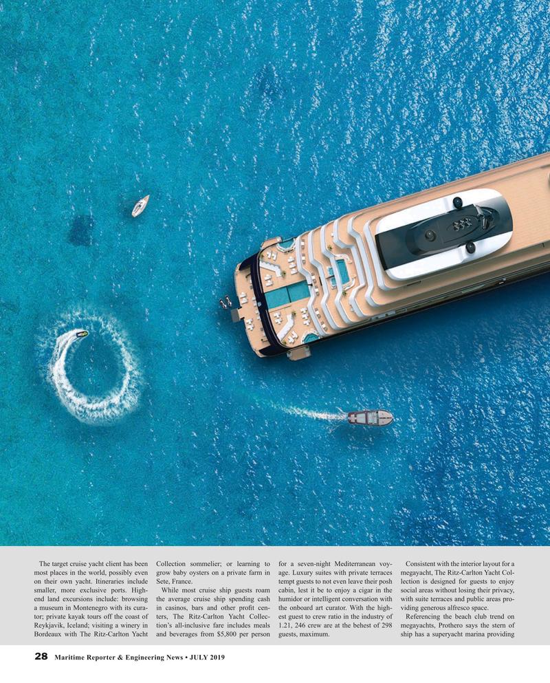 Maritime Reporter Magazine, page 28,  Jul 2019