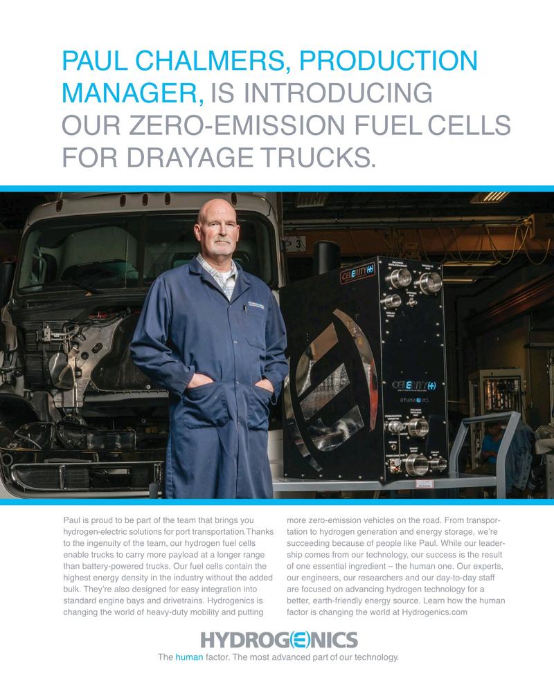 Maritime Reporter Magazine, page 21,  Aug 2019