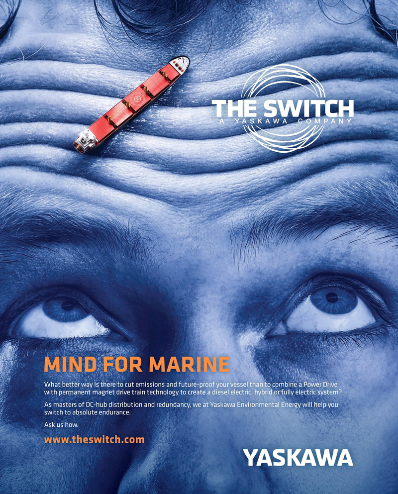 Maritime Reporter Magazine, page 3,  Aug 2019