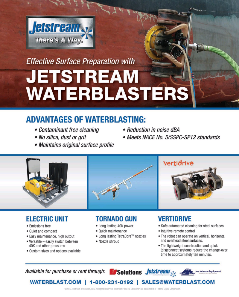 Maritime Reporter Magazine, page 3,  Sep 2019
