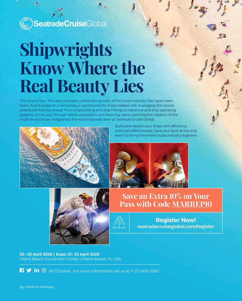 Maritime Reporter Magazine, page 9,  Dec 2019