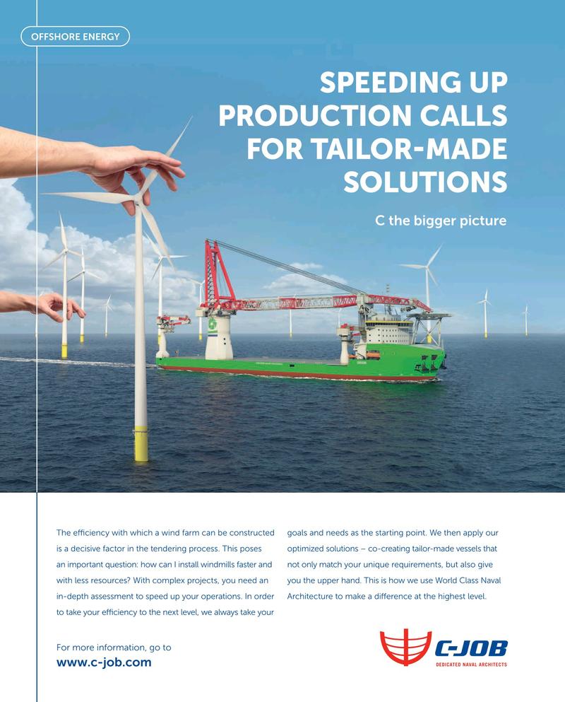 Maritime Reporter Magazine, page 4th Cover,  Dec 2019