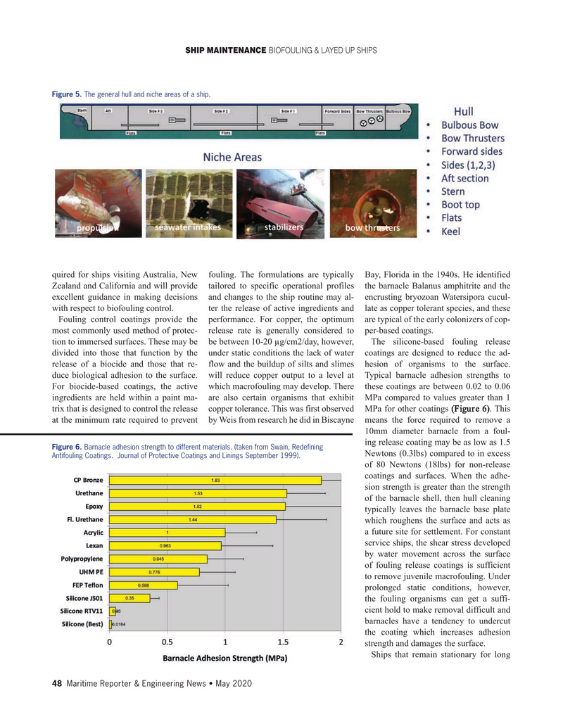 Maritime Reporter Magazine, page 48,  May 2020