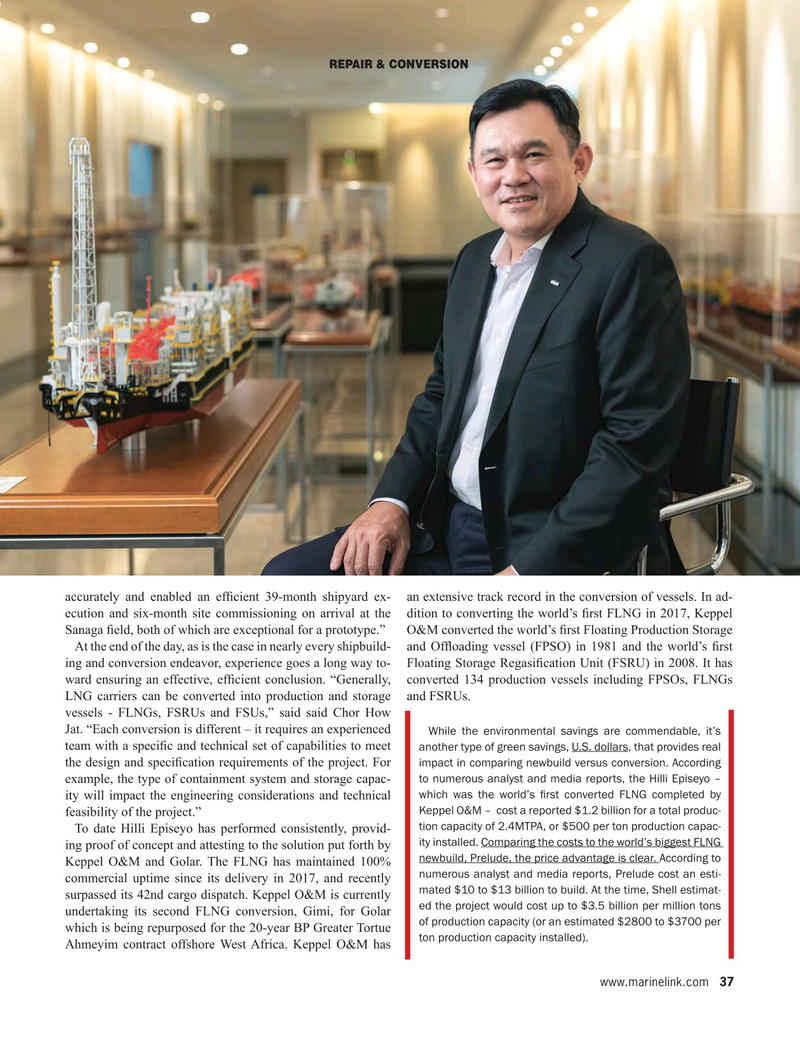 Maritime Reporter Magazine, page 37,  Sep 2020