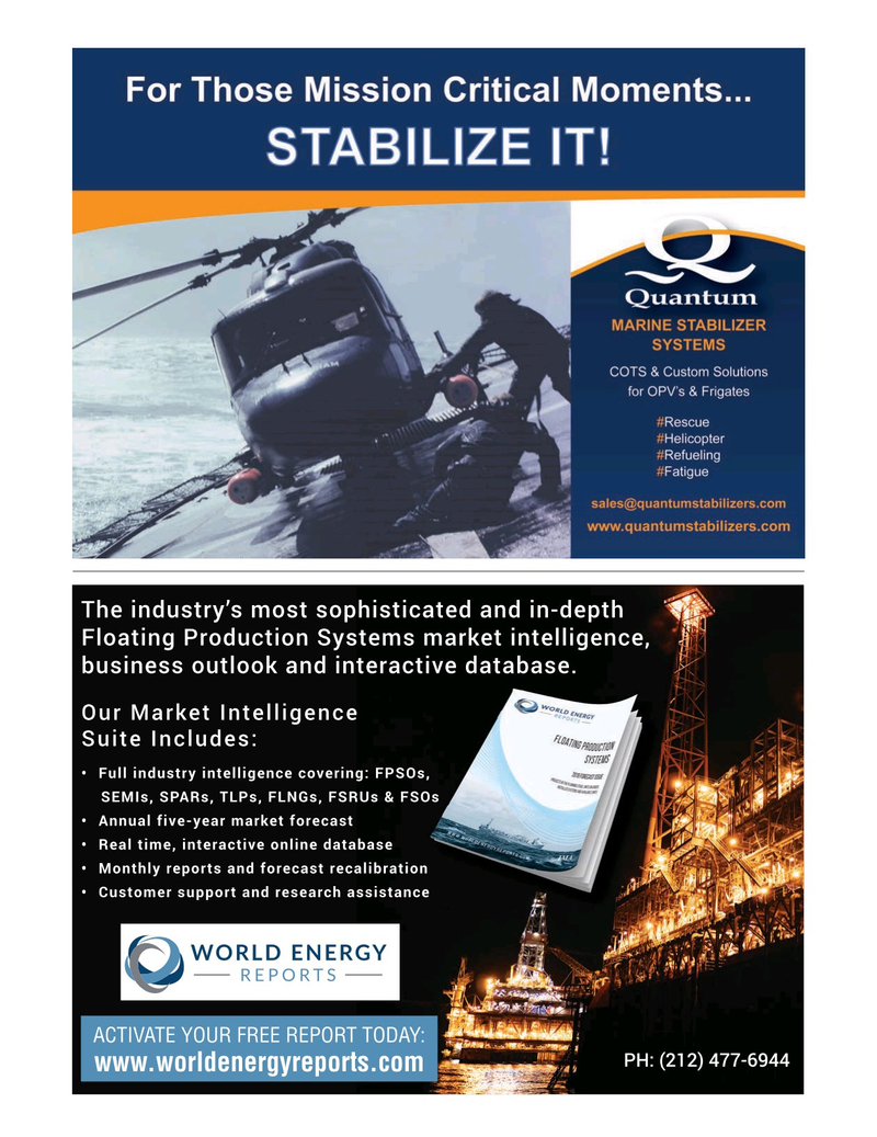 Maritime Reporter Magazine, page 7,  Sep 2020