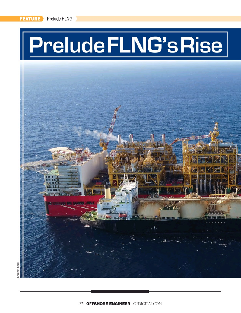 Offshore Engineer Magazine, page 32,  Jan 2019