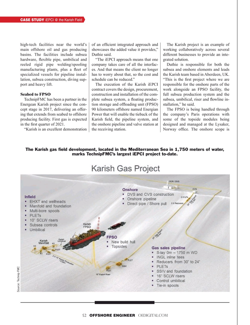 Offshore Engineer Magazine March 2019, 52 page