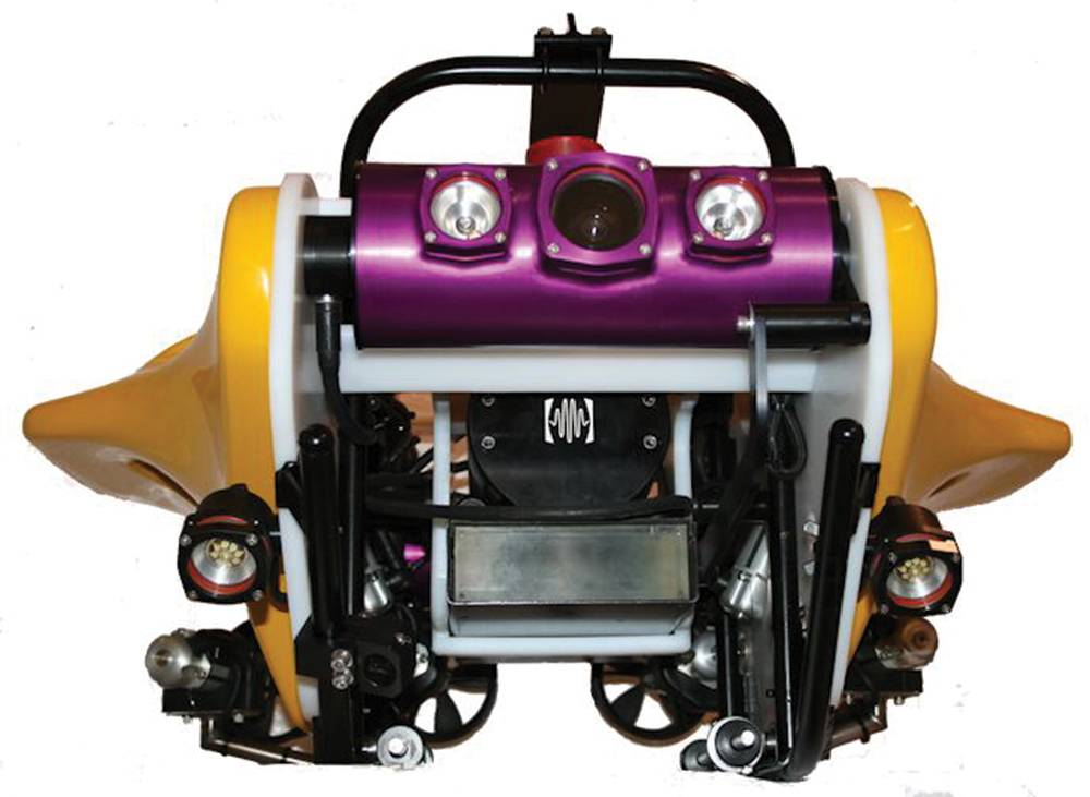 ROV Seamor Evolution Of A Brand