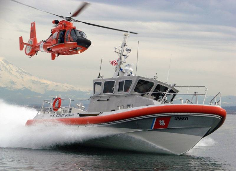 Response Boat-Medium: Photo credit USCG