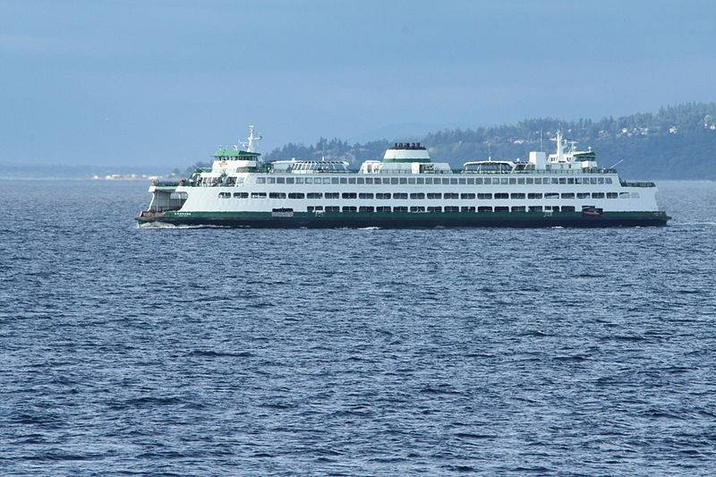 File Washington State Ferry: Photo credit CCL Wsiegmund
