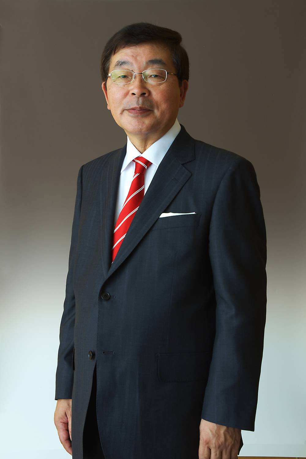 File ClassNK Chairman and President Noboru Ueda.