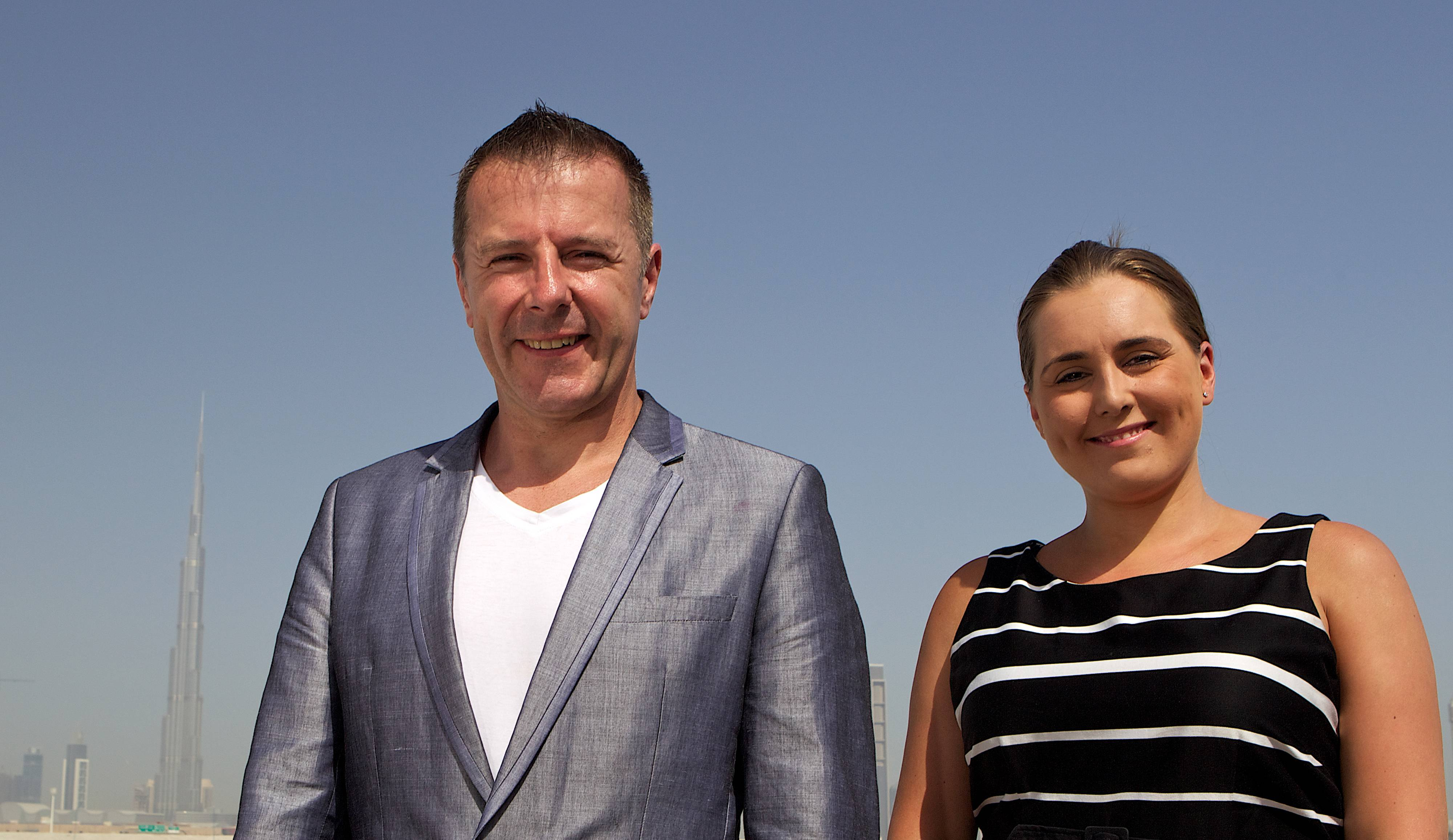 File CEO Colin Manson and CFO Emma Merchant of Xodus Group