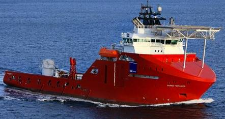 File Skandi Hercules: Photo credit DOF Subsea
