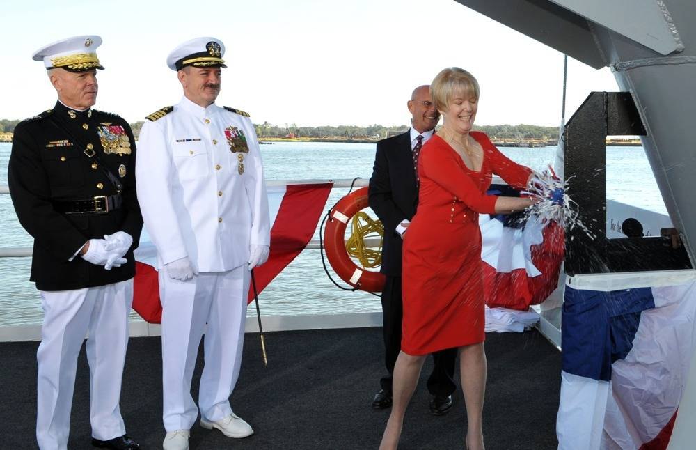 Mrs Lynne Pace Christens