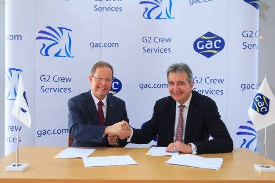 File GAC – Griffin Sign J/V Agreement: Photo credit GAC
