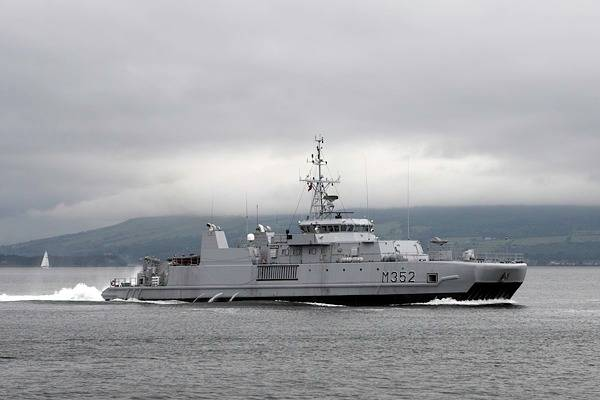 File Norwegian Warship: Photo credit Wiki CCL