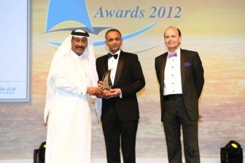 File Award Presentation: Photo credit Seatrade