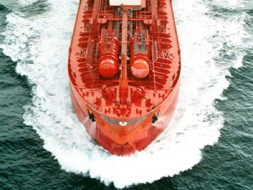 File A Bahri Chemical Tanker: Photo courtesy of Bahri