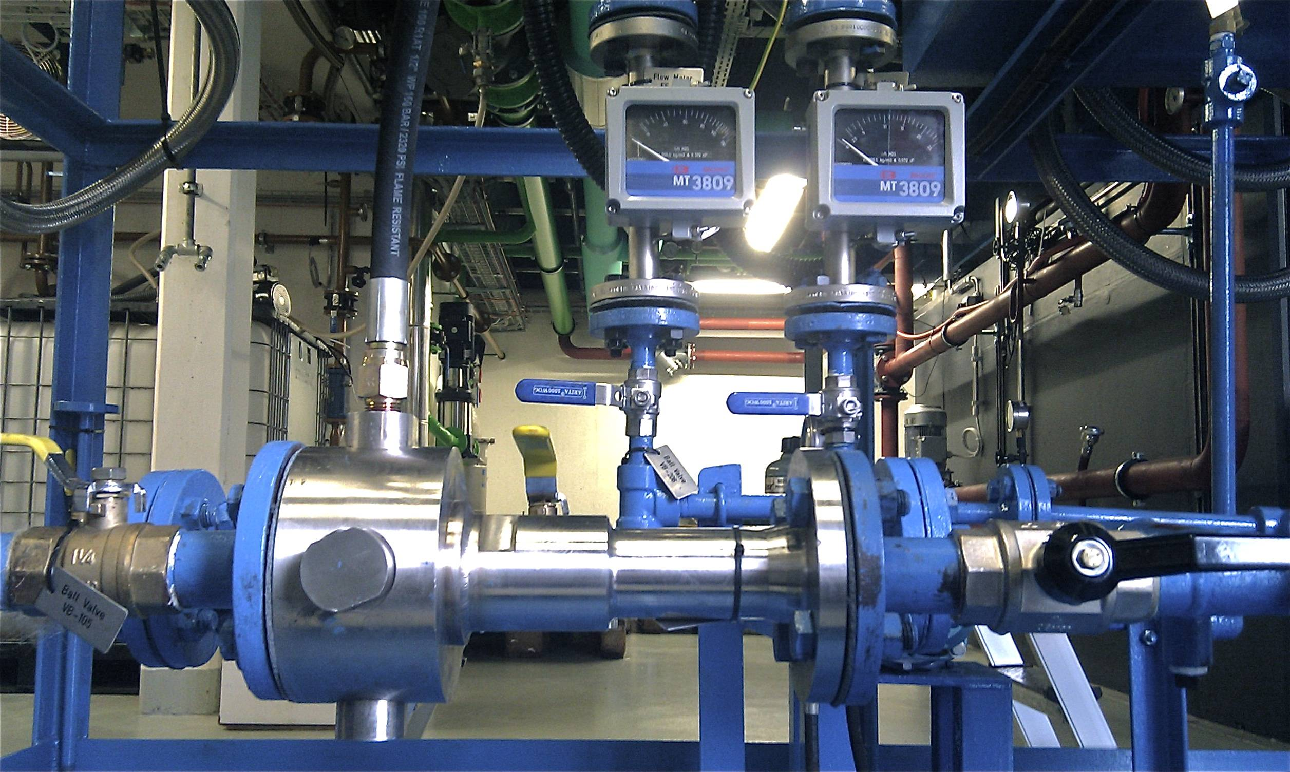 BOS Emulsified Fuel System, Wärtsilä test facility at PSI.jpg