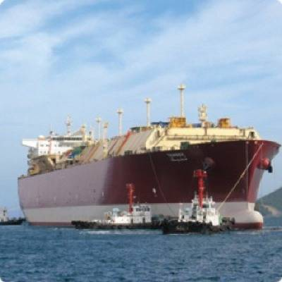 File LNG Carrier: Photo credit ExxonMobil
