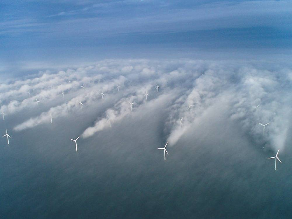 File Wind Farm: Image courtesy of NOAA