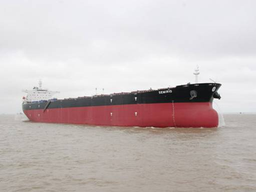 Photo: Diana Shipping Inc.