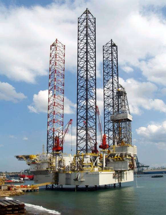 Pacific-class Rig: Photo credit Sembcorp