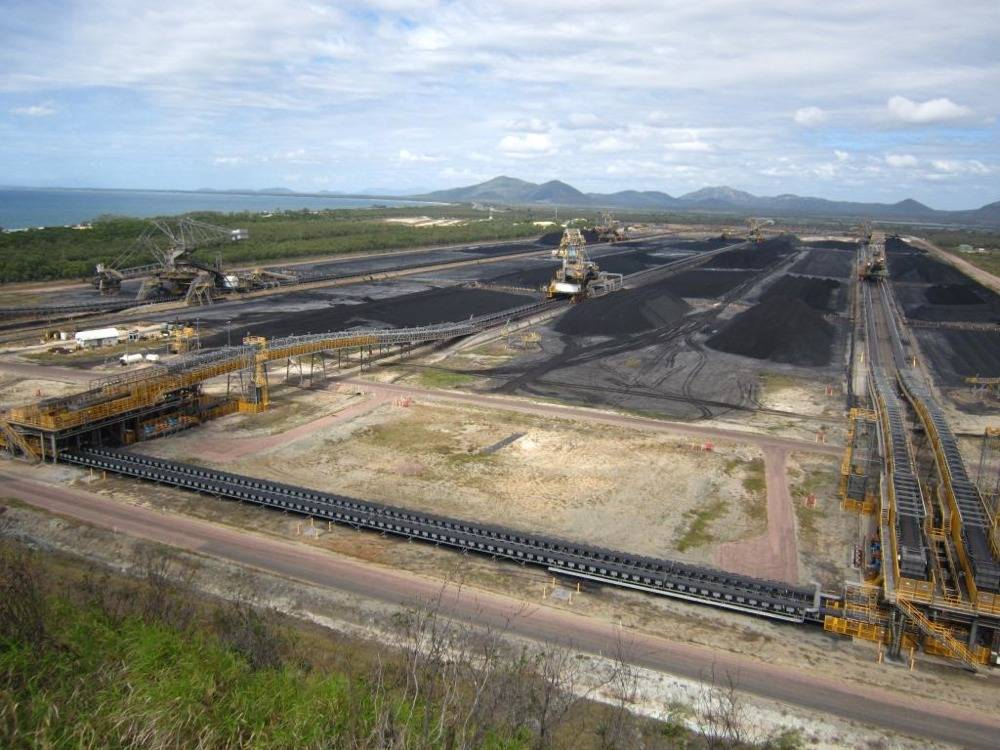 Abbot Point, Queensland: Photo courtesy of BMY
