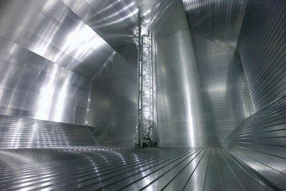 LNG Ship Tank Interior: Photo Amarcon