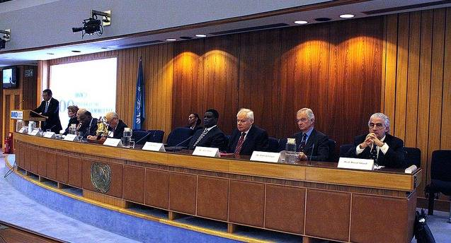 IMO Legal Committee 100th Meeting: Photo credit IMO