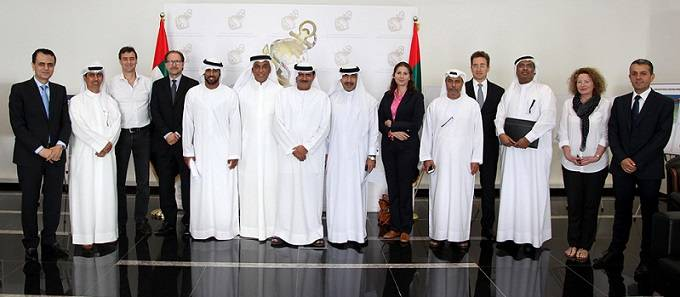 Photo: Dubai Marine & Maritime Council
