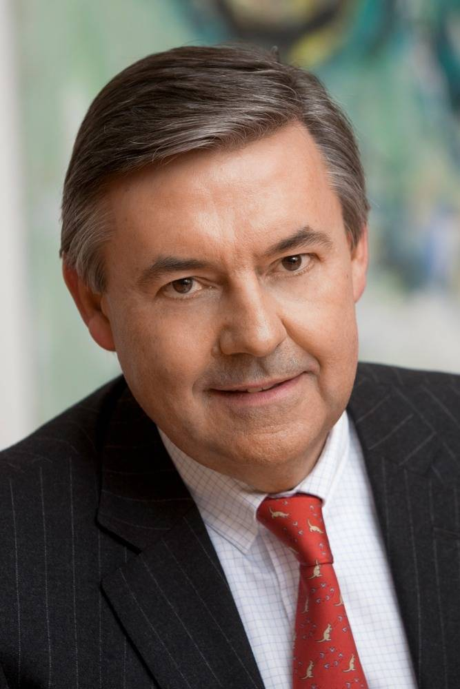 Michael Behrendt, Chairman of the Executive Board of Hapag-Lloyd AG: Photo credit H-L
