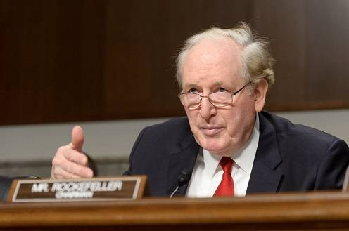 Photo: Chairman Jay Rockefeller (D-W.Va)