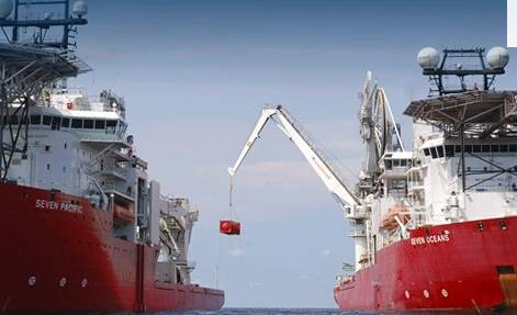 Subsea 7 Vessels: Photo courtesy of Subsea 7