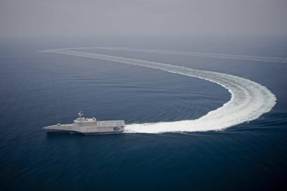 LCS 2: Photo credit Austal