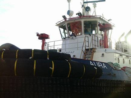Tug Aura (Photo: JonRie)
