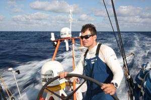 File FleetBroadband from Inmarsat will will cover the Volvo Ocean Race.