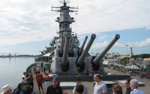 File Photo courtesy Battleship Missouri Memorial