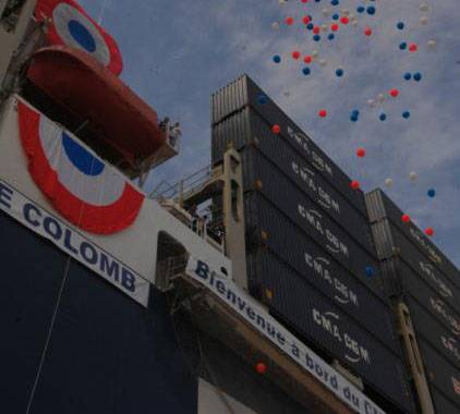 File Photo courtesy CMA CGM Group