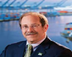 Richard D. Steinke,  Executive Director, Port of Long Beach