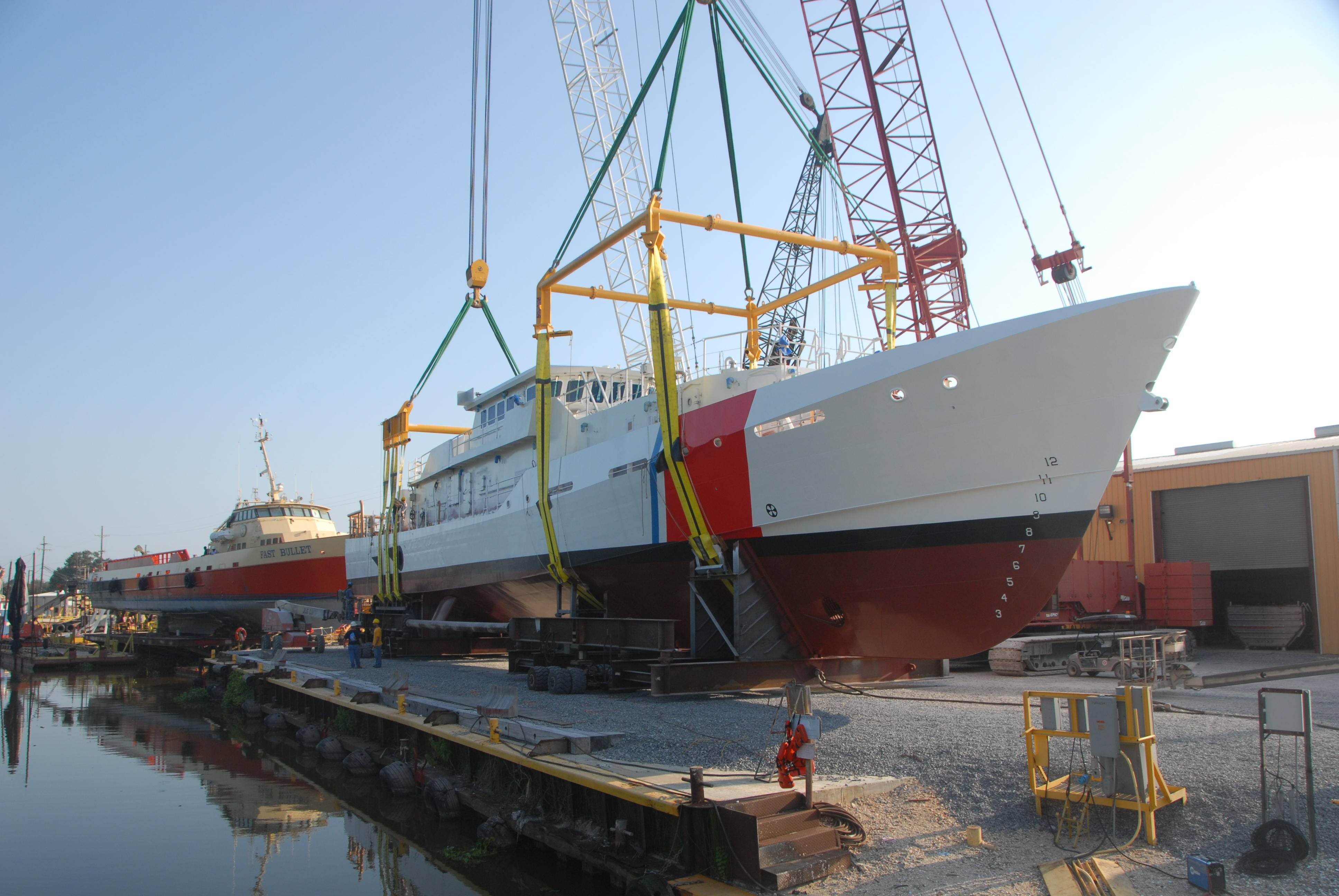 Photo courtesy of Bollinger Shipyards